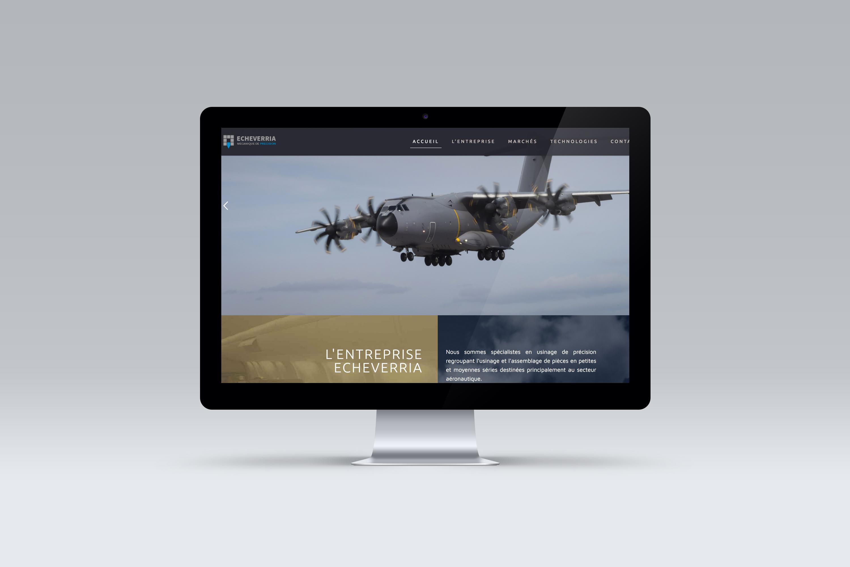 site-web-echeverria